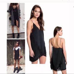Dolce vita Michelle cami silk slip dress New
